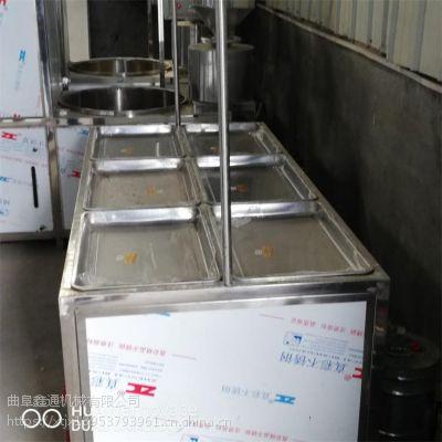 不锈钢豆油皮腐竹机 自动喷浆腐竹油皮机 质量可靠