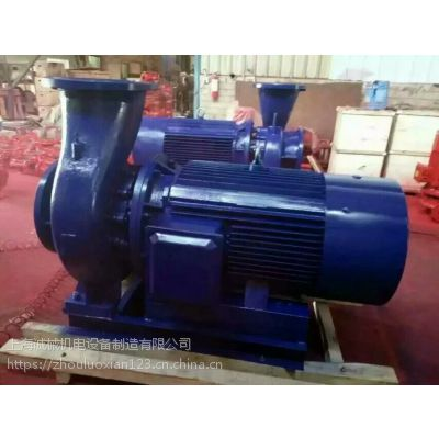 上海管道泵价格ISG80-200供应防爆单级管道泵/增压离心泵