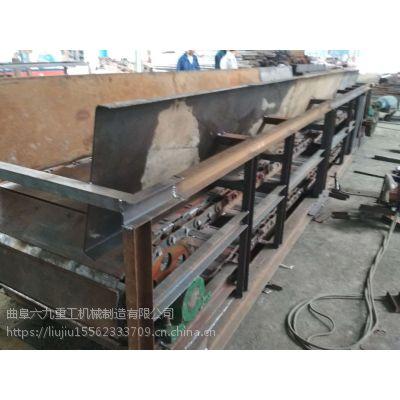 不锈钢链板输送机各种规格 板式输送机厂家直销