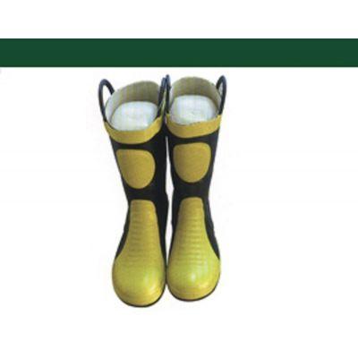 供应救援消防员灭火防护靴厂家