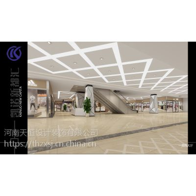 专业商超装修公司|郑州商场超市施工设计哪家比较专业