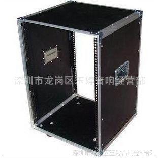 16U专业功放机柜,音响工程专用机柜,前后无门机柜,功放机柜