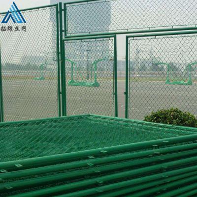 羽毛球场围栏网,体育场防护网