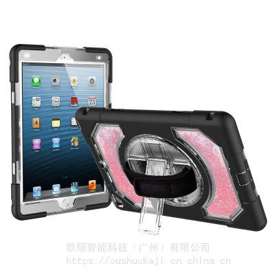 跨境货源三防平板炫花保护壳 适用苹果iPad9.7硅胶保护套厂家批发