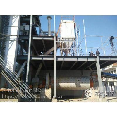 矿粉粉磨生产线,水泥粉磨站工艺流程