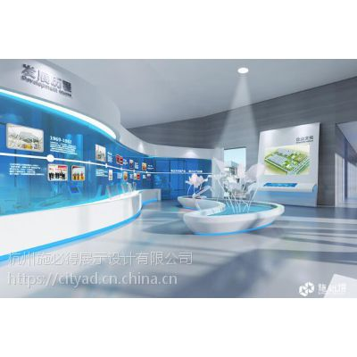 企业展厅设计会给企业带来什么?