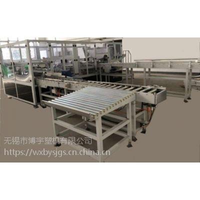 SPC地板地自动化包装设备先进技术