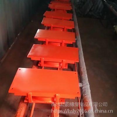 KWQZ网架减震钢支座@陆丰市钢支座物理方面设计