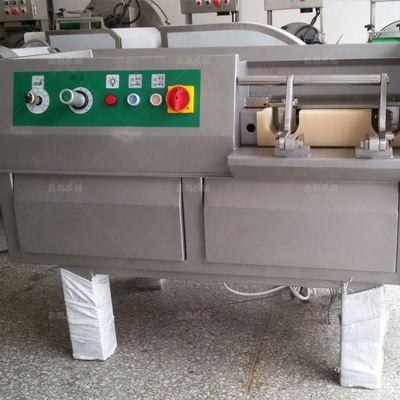 鑫鹏机械土豆切丁机的结构图