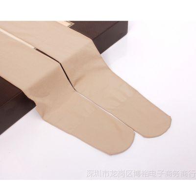 春夏季丝袜连裤袜防勾丝女中厚款性感黑肉色打底袜子不透肉挡