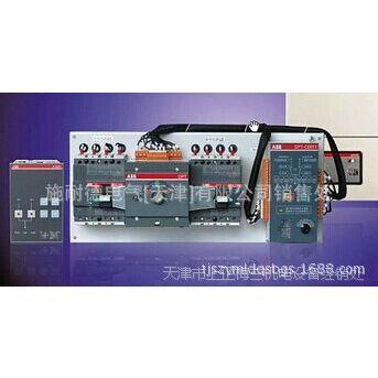 ABB。双电源转换开关自动转换开关 DPT63-CB010 C3 4P;10100447