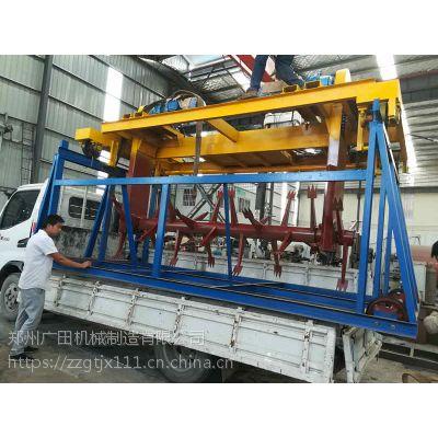 郑州广田翻堆机设备雨季要做好防锈工作