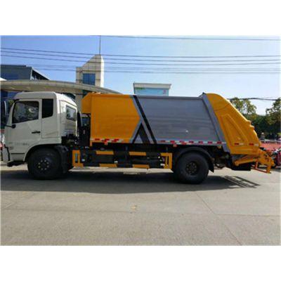 芜湖市18方垃圾压缩车多少钱,18方垃圾压缩车多少钱