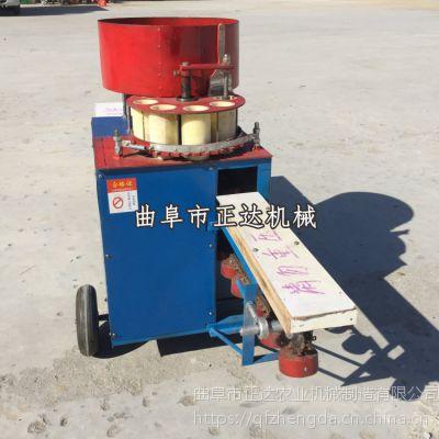 营养钵灌装机价格 草莓种植装土育苗机 泥炭土装块机