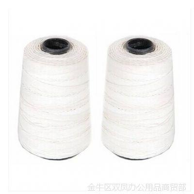 白线装订线宝塔装订线棉质线财务装订线装订缝包捆扎线