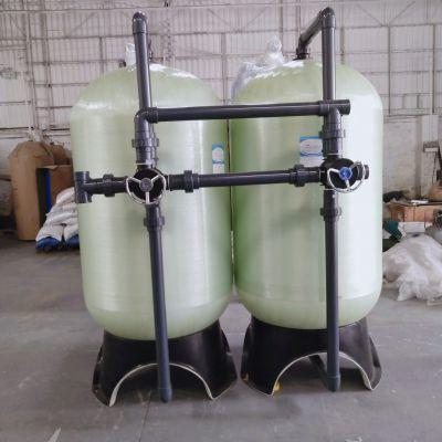 海丰县红草镇农作物种植灌溉用水过滤罐 经济型一体化净水器 广旗牌