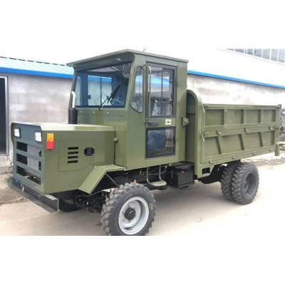 水泥施工用的四驱四不像 柴油四轮六轮农用拖拉机 可改装四不像车批发