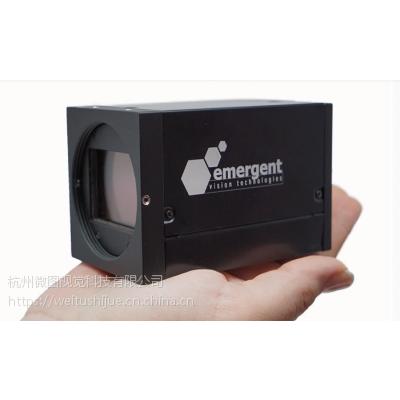 代理HT-2000N加拿大EVT万兆网工业相机200万像素可达338帧近红外相机1100nm以上波段