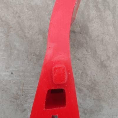 湖北聚氨酯清扫器刀头 高分子清扫器刮刀 H型聚氨酯清扫器刀头