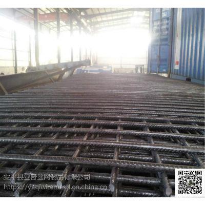 阜阳大桥做桥面冷轧带肋钢筋网-400吨钢筋焊网D10来厂加工