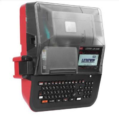 MAX线号机LM-550E线缆套管打印机