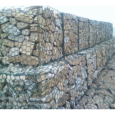 热镀锌河道护坡格宾网箱热镀锌格宾石笼厂家水利治理