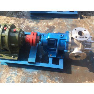 NYP-10/1.0高粘度转子泵