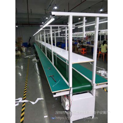 拆装流水线 加长皮带线 搬迁装配线 改装生产线设备 流水线锋易盛供应