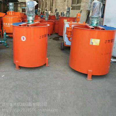 金林350平口水泥混凝土搅拌机 不锈钢圆盘搅拌机