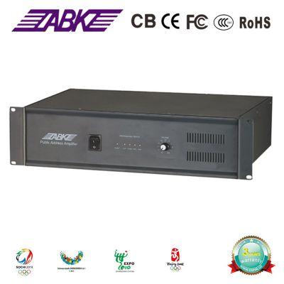 欧比克 ABK ET8004 纯后级定压功放 功率2000W