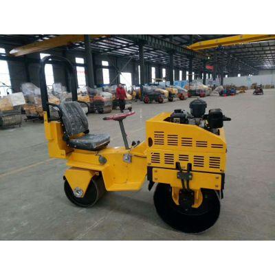 弗斯特1吨压路机 小型座驾压路机生产厂家