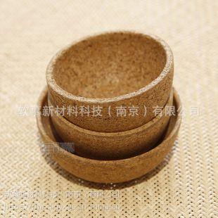 厂家定制 软木陶瓷杯托 玻璃杯 马克杯软木托