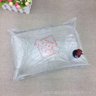专员干红3L手提盒中袋、新疆自酿4L葡萄酒立方体箱中袋、内置袋