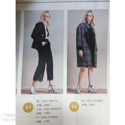 上海一线品牌赫斯特女装折扣尾货清仓