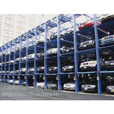 南昌回收地坑式立体车库设备回收二手停车设备