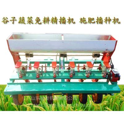 新型四行玉米精播机 免间苗播种机厂家定制