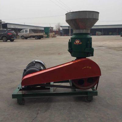 浙江养殖用猪饲料颗粒机-环模饲料颗粒机-水产饲料加工设备