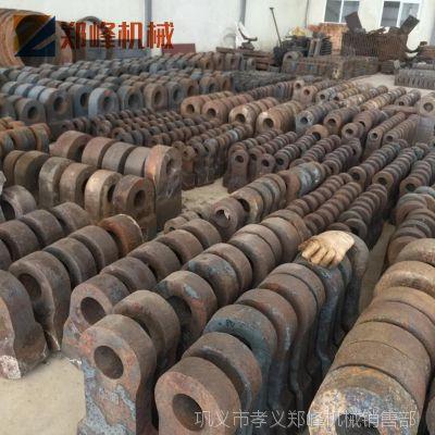 热销锤式破碎机配件高锰钢耐磨锤头 新型冷热复合铸造合金锤头