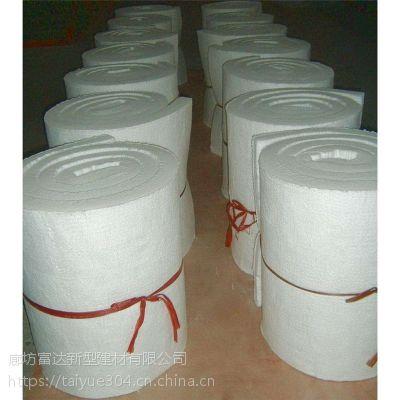 凯里市硅酸铝纤维针刺毯价格 耐高温硅酸铝毯厂家
