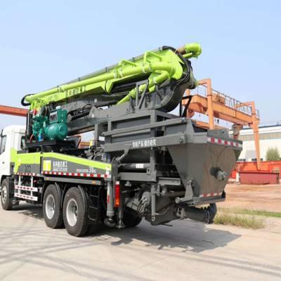 五十铃热销爆款 适合农村短轴距37米小型泵车包上牌价