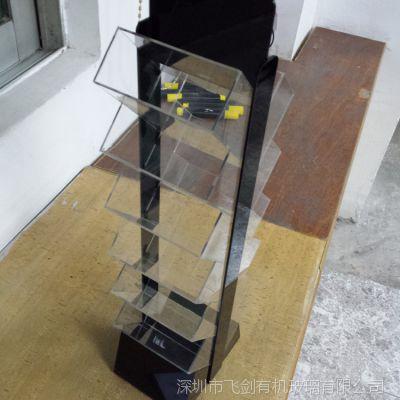 有机玻璃亚克力笔架 来图定作 量大价优 亚克力笔架定制直销