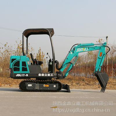 四川农用多功能微型挖掘机 挖天燃气管道小型履带挖掘机价格