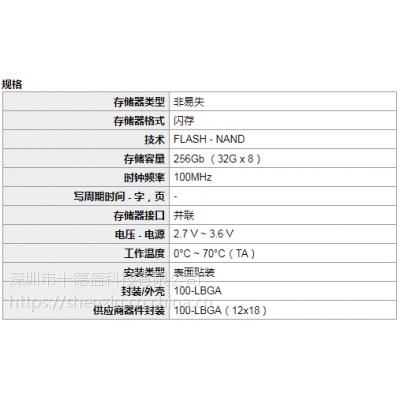 1111MT41K256M16HA-125:E Micron IC 芯片 存储器 FBGA-96