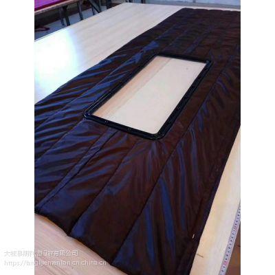 朗利洁供应厂家直销安装2018新款PU棉门帘