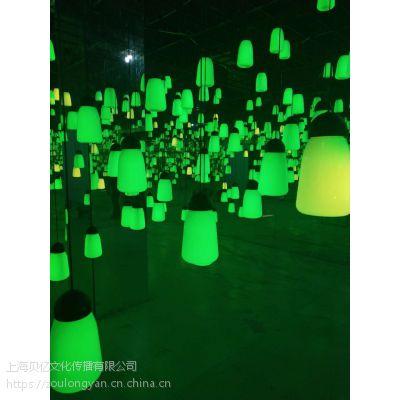 房产开发策划光影展项目光影灯出租万物有光科技展