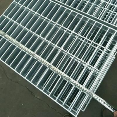 锅炉设备平台钢格板/脱硫塔专用平台钢格板/镀锌格栅板厂家 河北泰江