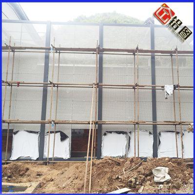 外墙冲孔铝板价格优惠幕墙氟碳铝单板