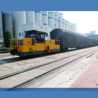 内蒙古鄂尔多斯公铁两用牵引车1000吨市场值得发掘