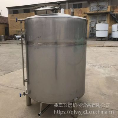 小型304不锈钢家用酿酒设备 吉林白酒酿酒设备储存罐