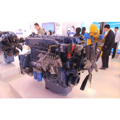 228kW潍柴动力股份WP10.310E41发动机 310马力重卡国四柴油机